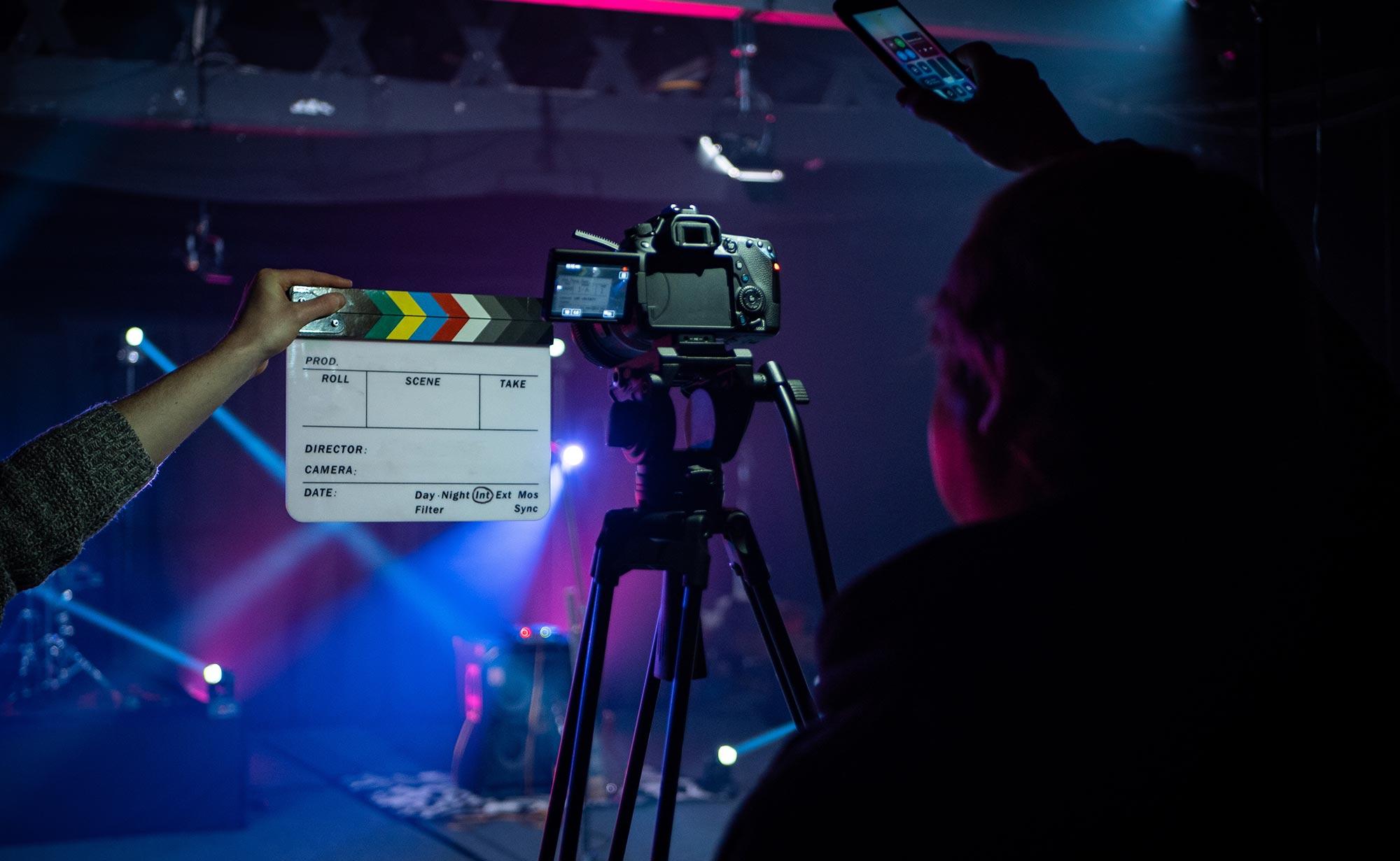 Production vidéo : film corporate et institutionnel