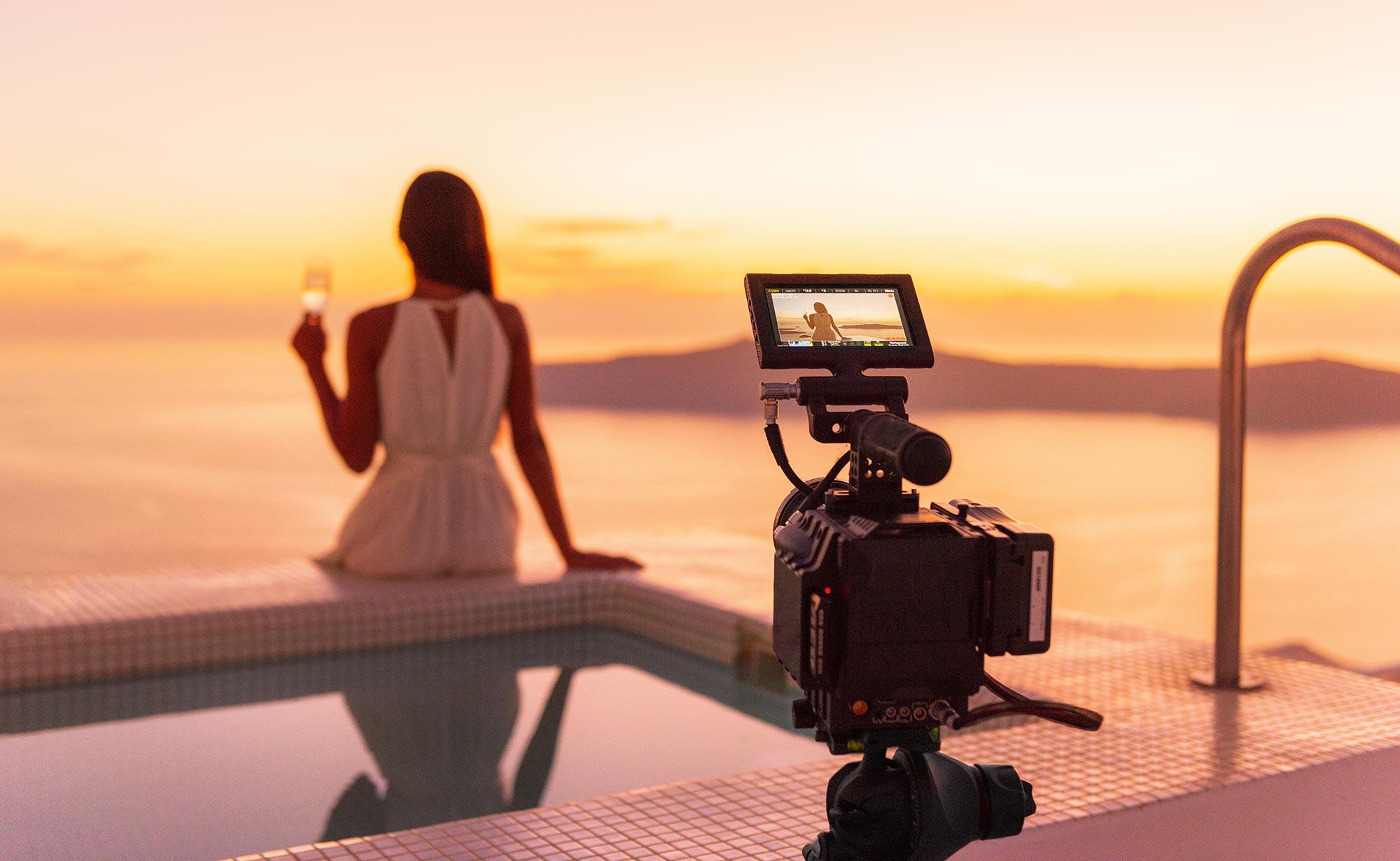 Production vidéo : spot publicitaire