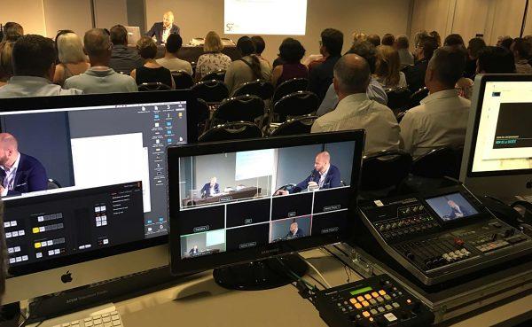 Captation et diffusion de conventions et congrès multi-salles