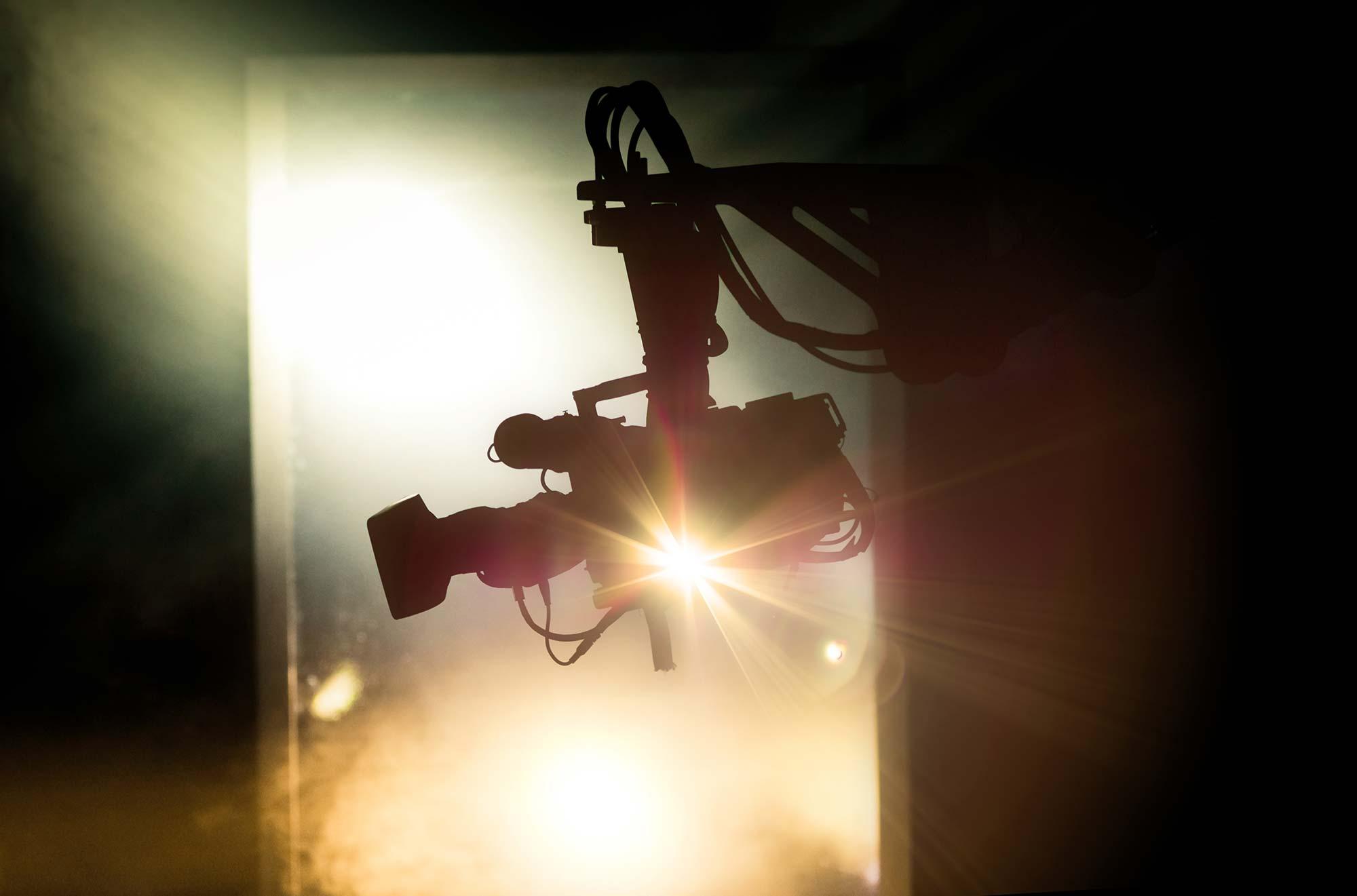 Prestation scénique : la vidéo